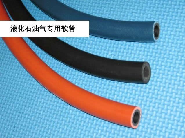 WIRE BRAID LIQUEFIED PETROLEUM HYDRAULIC HOSE